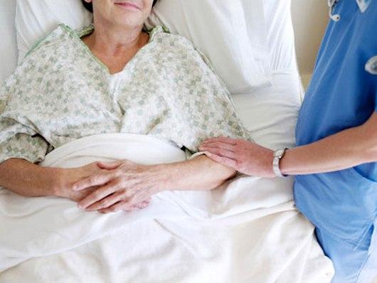 Больной миелитом нуждается в тщательном уходе