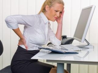 На 2 стадии симптомы остеохондроза сильно выражены