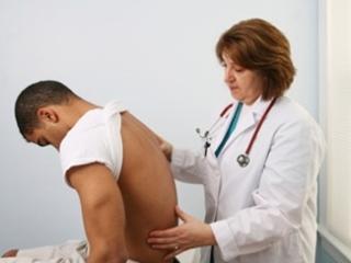Как диагностируют грудной остеохондроз