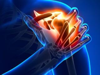 При остеохондрозе плеча воспаляются суставные хрящи