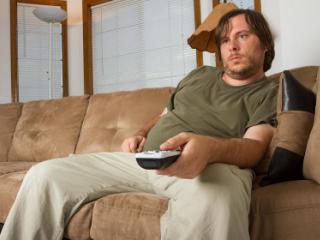 Сидячий образ жизни - прямой путь к остеохондрозу
