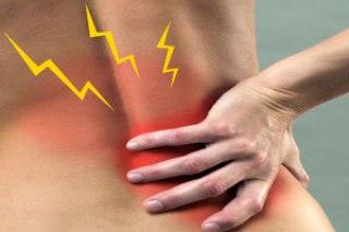 Боль внизу спины - первый признак кисты