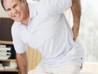 Боль в позвоночнике как симптом грыжи