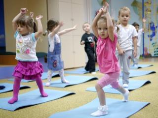 Упражнения надо подбирать в зависимости от возраста