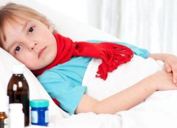 Особенности хронического тонзиллита у детей