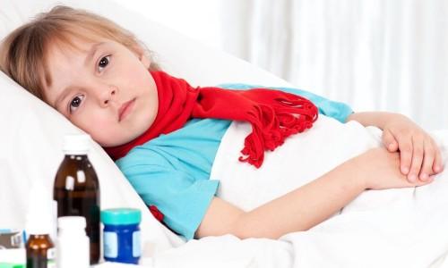 Проблема хронического тонзиллита у детей