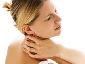 Что делать, если застудил шею?