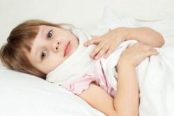 Проблема лакунарной ангины у детей