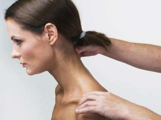 Правильный массаж поможет устранить протрузию