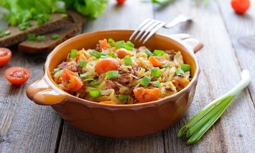 Самое простое блюдо, которое можно приготовить из овощей - это рагу