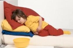 Рвота у детей - признак диабета