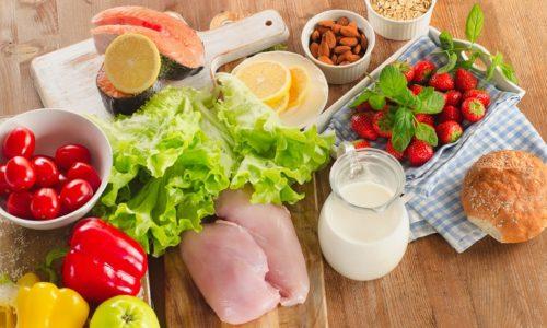 Улучшить потенцию можно употреблением продуктов, обогащенных витаминами и другими и полезными веществами