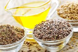 Семена льна при лечении синдрома раздраженного кишечника