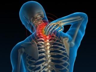 Боль в шее - основной симптом миелопатии