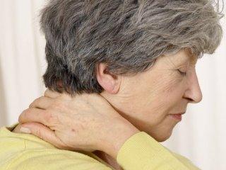 Боль в шее - симптом заболеваний шейного отдела