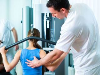 Восстановление сорванной спины