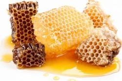 Сотовый мед для лечения ангины