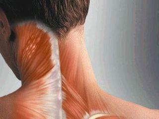 Спазм мышц шеи - проблема, известная всем