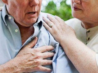 Спазм как проявление сердечных заболеваний