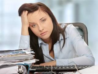 Усталость тоже может проявиться спазмом в груди
