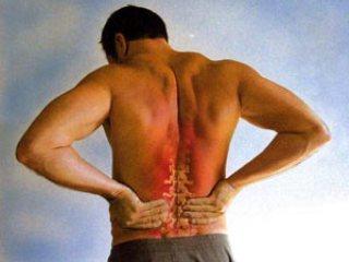 Боль в пояснице говорит о запущенном спондилезе