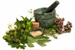Многокомпонентный травяной сбор для регуляции кислотности желудка
