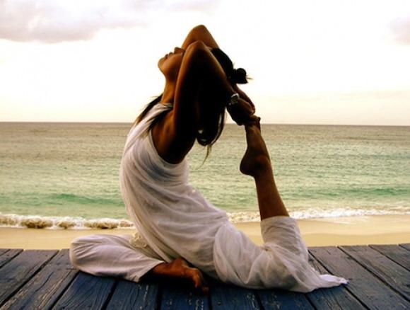 Йога для укрепления связок позвоночника