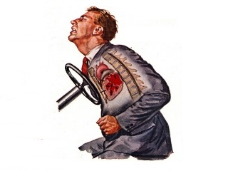 ДТП - одна из самых частых причин травм