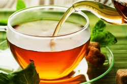 Травяные чаи при тонзиллите