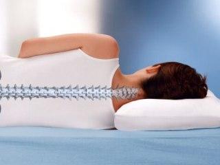 Ортопедическая подушка - элемент оздоровления