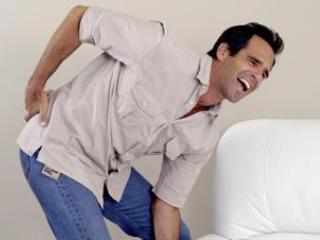 Люмбаго - острая боль в спине