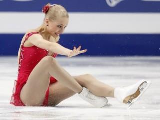 Ушиб копчика часто получают спортсмены