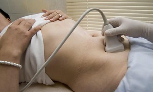 Ультразвуковое исследование мочевого пузыря