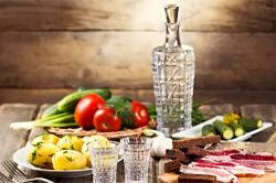 Польза водки в малых дозах для организма
