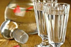 Прием водки с солью при диарее