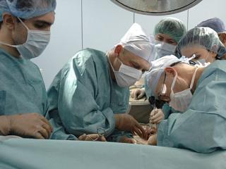 Деформация грудной клетки устраняется хирургически