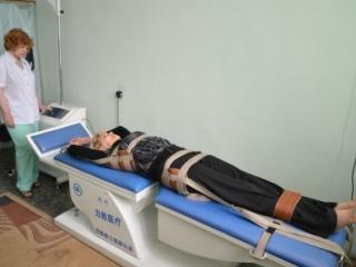 Вытяжение позвоночника - аутогравитационная терапия
