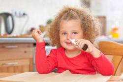 Заложенность носа при аденоидах