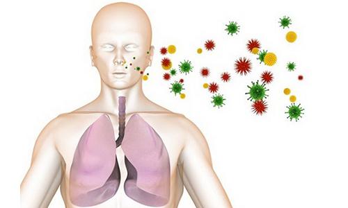 Вирус герпеса проникает в носовую полость воздушно-капельным способом
