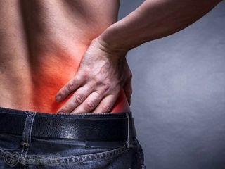 Эффективно боремся с жжением в спине