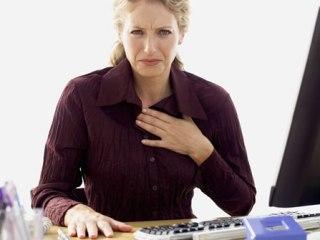 Как избавиться от жжения в грудной клетке?